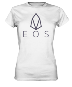 EOS Logo - Lady T-Shirt White