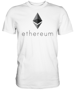 Ethereum T-Shirt White