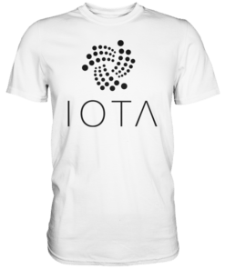 IOTA T-Shirt White