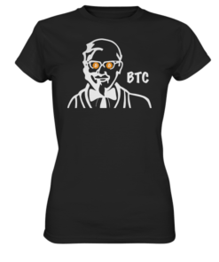KFC BTC - Lady T-Shirt Black