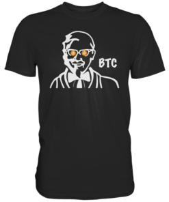 KFC BTC T-Shirt Black